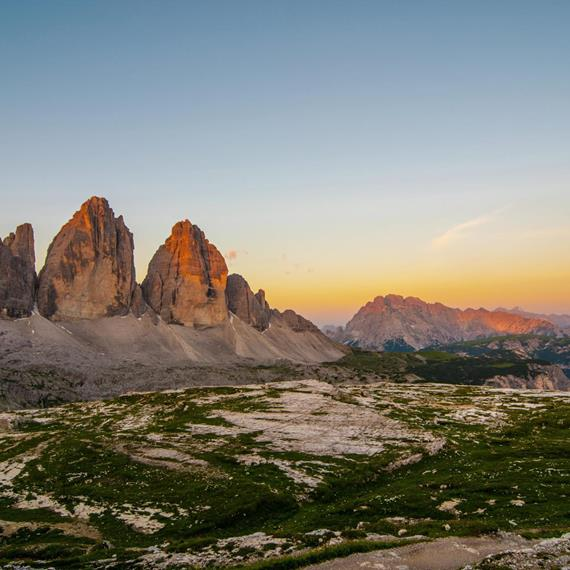 Dolomites View Point